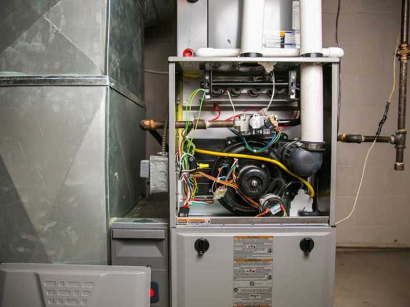 emergency furnace repair Sherwood Park Alberta